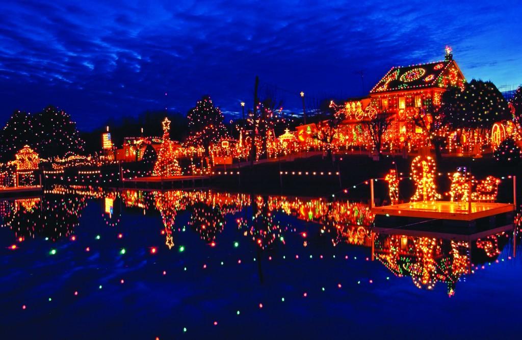 koziars christmas village in bernville pa