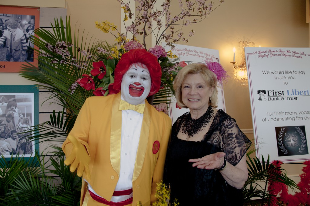 Making a House a Home: Local Volunteer Invests in Ronald