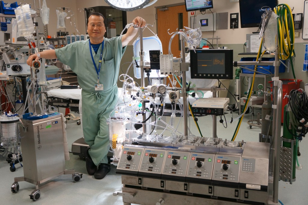 perfusionist james yi's passion for heart health - happenings, Cephalic Vein