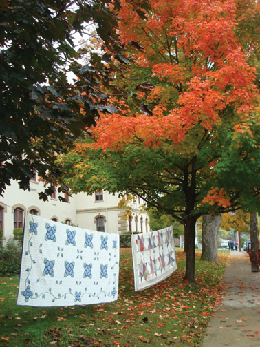 Airing of the Quilts Tunkhannock 2014 — Happenings Magazine : airing of the quilts tunkhannock pa - Adamdwight.com