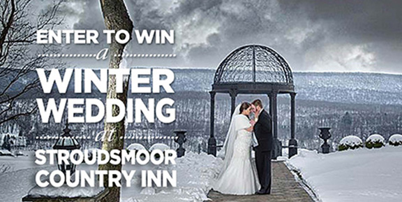 Winter wedding giveaway happenings magazine happenings for Town and country magazine sweepstakes