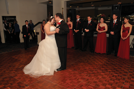 Kelly kaminski wedding