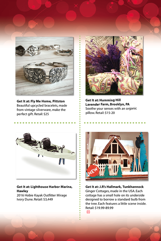 Unwrap the Holiday Gift Guide 2016 - Happenings Magazine