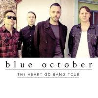 Blue October @ Sherman Theater | Stroudsburg | Pennsylvania | United States