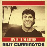 Billy Currington @ Sherman Theater | Stroudsburg | Pennsylvania | United States
