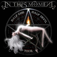 In This Moment: HALF GOD/HALF DEVIL TOUR @ Sherman Theater | Stroudsburg | Pennsylvania | United States