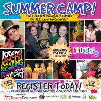 Scranton Cultural Center Summer Camp: Joseph and the Amazing Technicolor Dreamcoat @ Scranton Cultural Center at the Masonic Temple | Scranton | Pennsylvania | United States