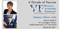 Valley Forge Military College Women's Leadership Symposium @ Valley Forge Military Academy and College