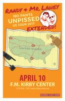 No Pants Unpissed Tour Tickets