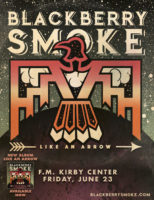 Blackberry Smoke @ FM Kirby Center