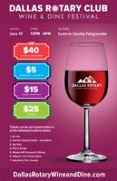 Dallas Rotary Wine and Dine Festival @ Luzerne County Fairgrounds | Dallas | Pennsylvania | United States