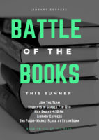 Battle of the Books Meeting @ Library Express - Second Floor at The Marketplace at Steamtown | Scranton | Pennsylvania | United States