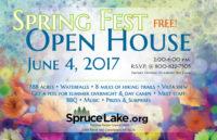 Spring Fest Open House @ Spruce Lake | Pennsylvania | United States