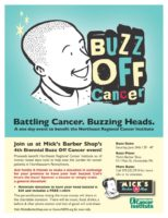 Buzz Off Cancer @ Mick's Barber Shop | Honesdale | Pennsylvania | United States