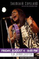 Shemekia Copeland @ F.M. Kirby Center | Wilkes-Barre | Pennsylvania | United States