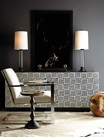 From Drab To Fab Decorating Trends Kurlancheek Home Furnishings