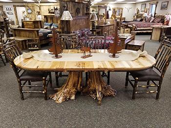 Ez Mountain Rustic Furniture Happenings Magazine