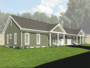 United Methodist Homes, Wesley Village Campus, A Continuing Care Retirement  Community In Pittston Is Expanding Its Independent Living Facilities With  ...